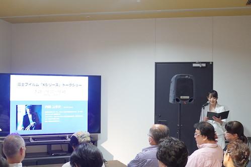 Mr. Yukio Uchida Talk on FUJIFILM X series