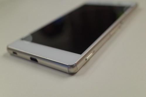 SONY Xperia Z4 white 01