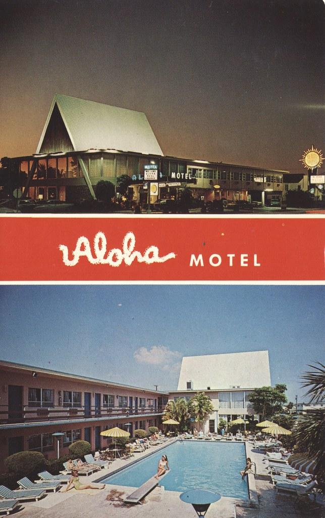 Aloha Motel - Miami, Florida