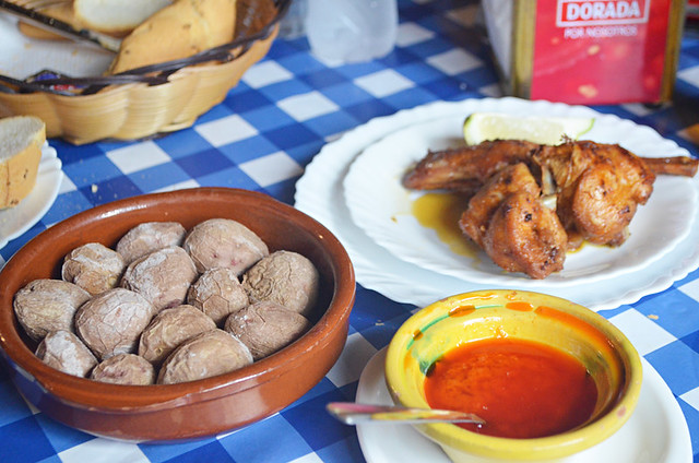 Traditional Canarian food, Tenerife