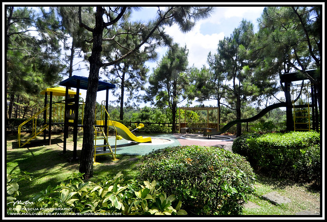 Pool Area - Playground Area