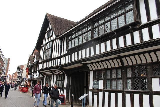 Worcester Tudor House