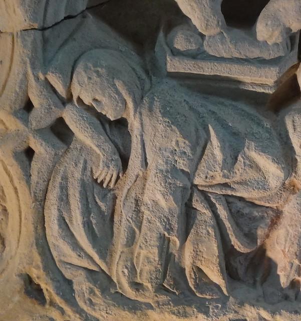 Fontenay Nativity