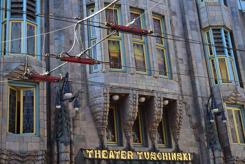Amsterdam - Theater Tuschinski