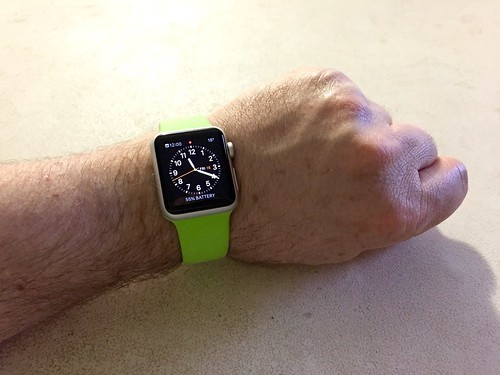 Apple Watch… for real