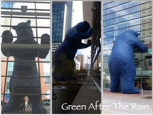 Big Blue Bear Denver