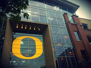 South Entrance Solar Panels | by UO Business
