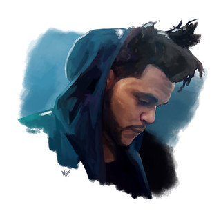 The Weeknd | by Mister Westrup