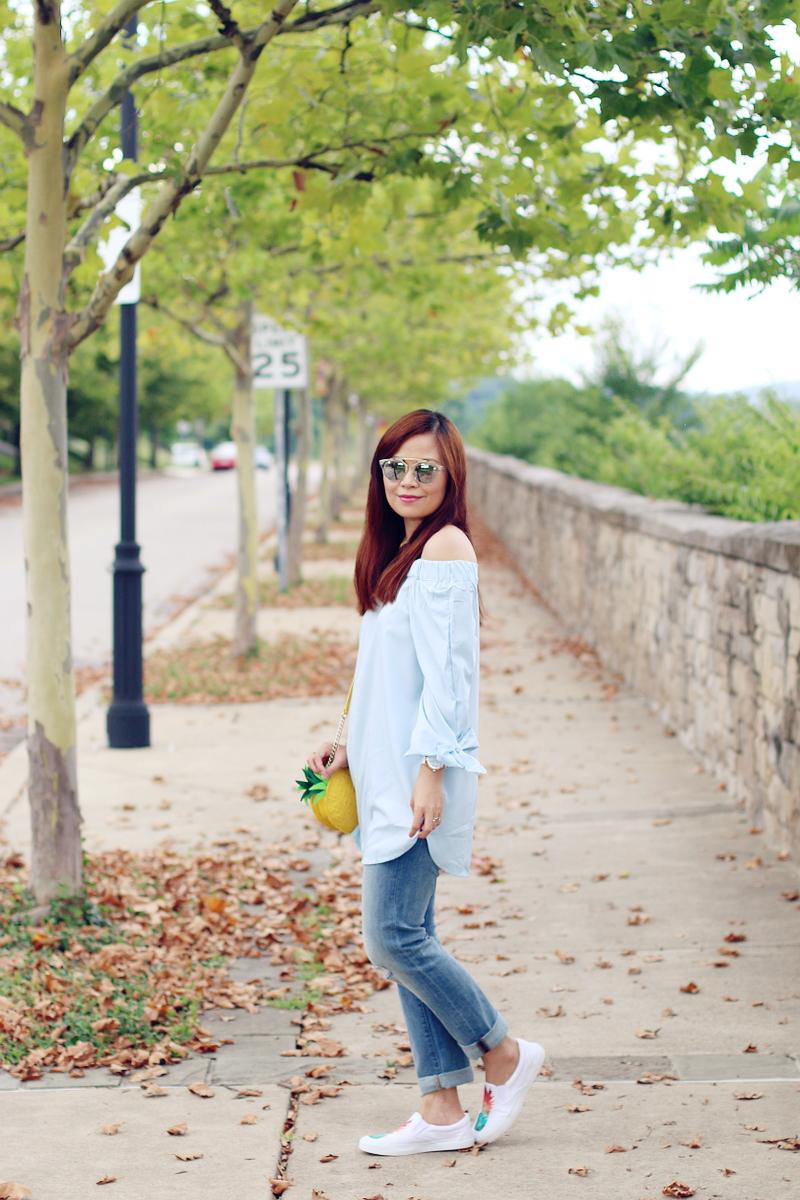 zaful-off-shoulder-top-cropped-jeans-9