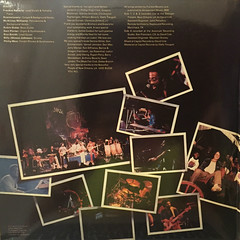 MAZE FEATURING FRANKIE BEVERLY:LIVE IN NEW ORLEANS(JACKET C)