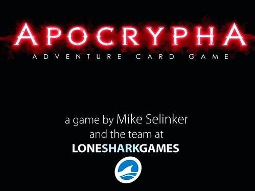 006 - Apocrypha Kickstarter