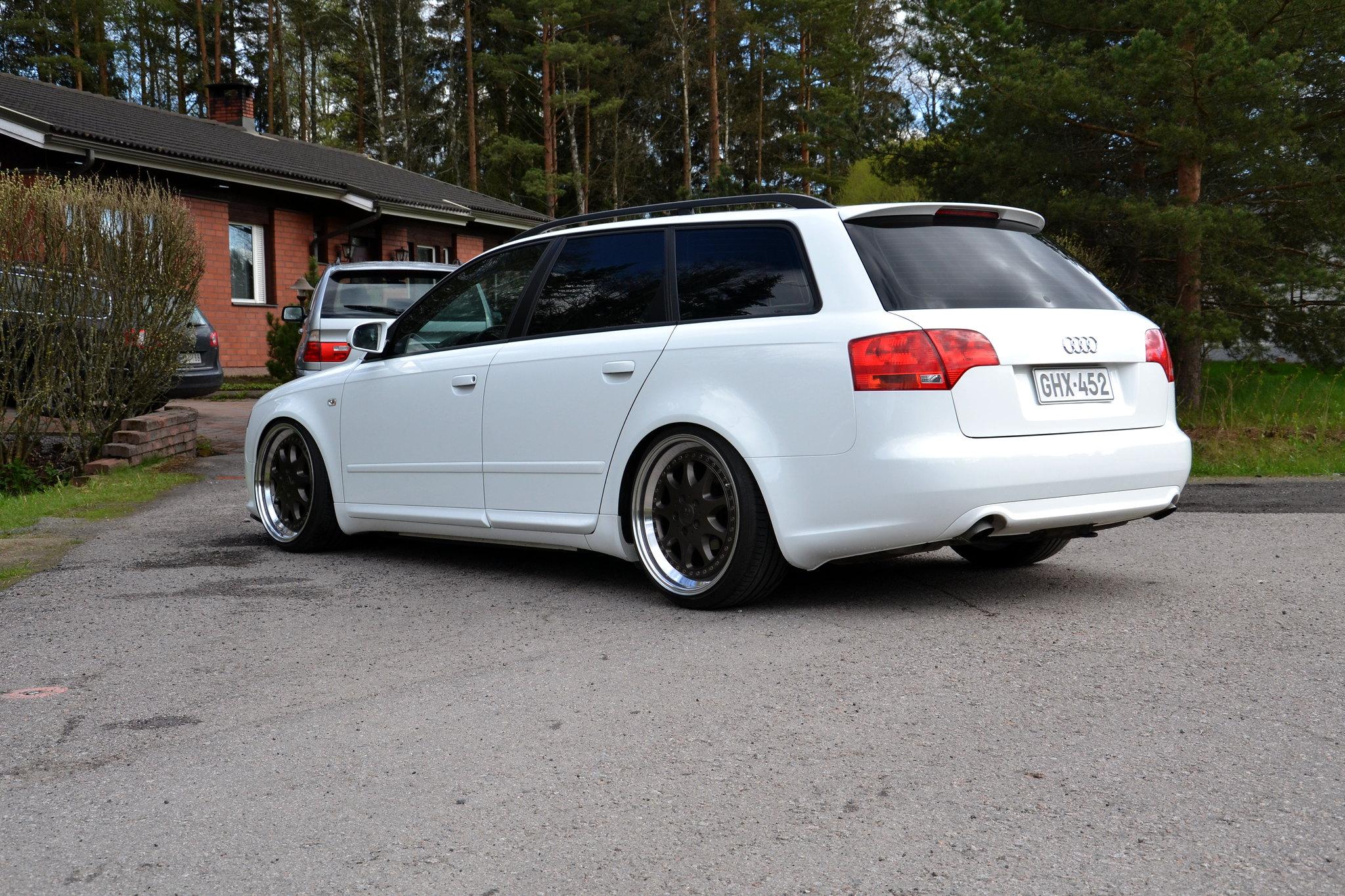 Zoml: Audi A4 B7 Avant //Mätäs Crew 17614892626_c5d65a447d_k