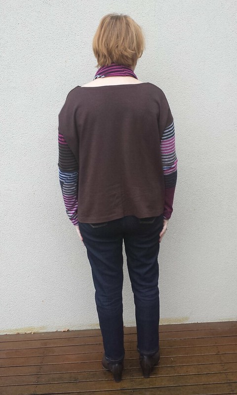 Style Arc Misty jeans with Tessuti Mandy tee