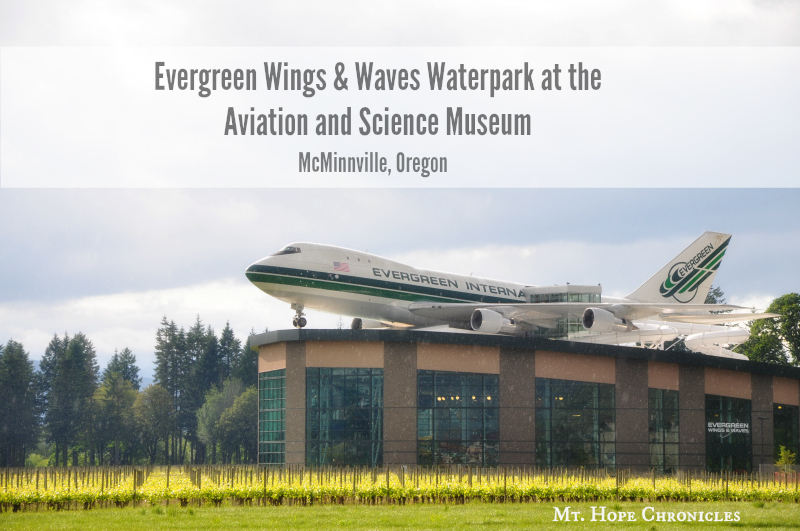 Evergreen Wings & Waves @ Mt. Hope Chronicles