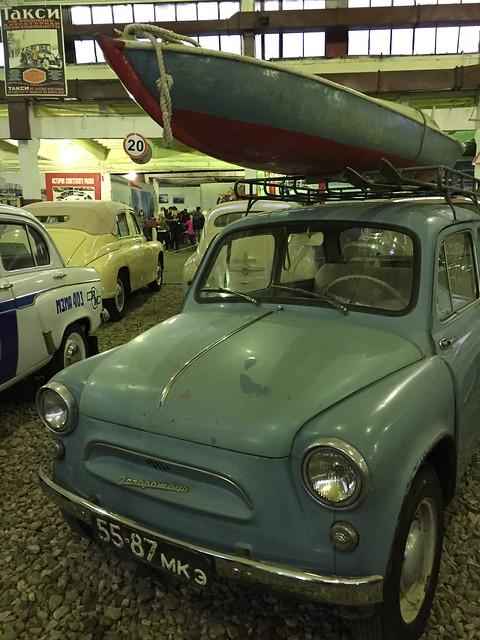 ЗАЗ-965 Запорожец «Горбатый» 1960