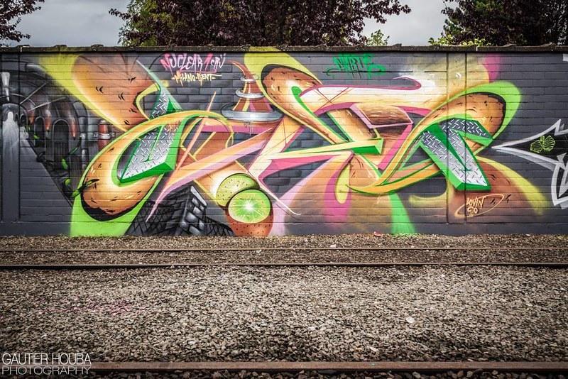 Gent, Belgium 2014