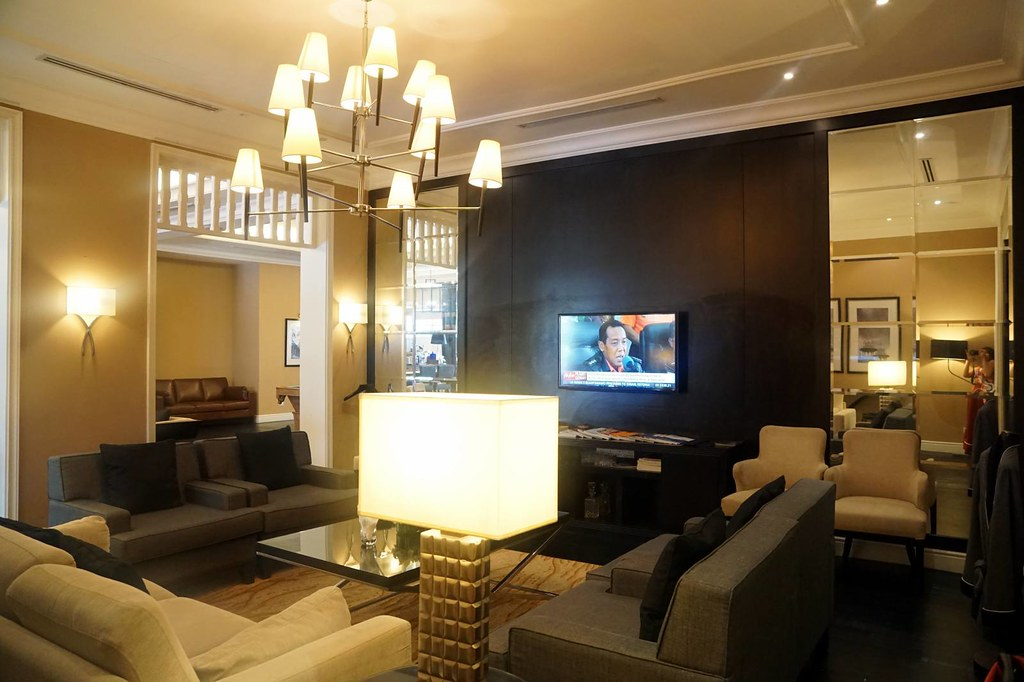 REVIEW stay at Majestic KL - private room