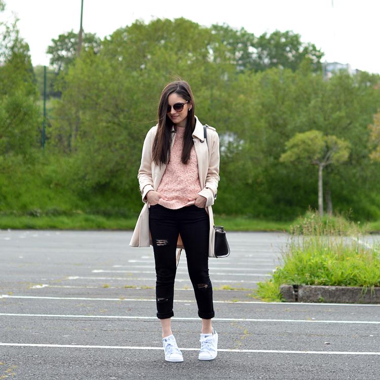 Zara_ootd_outfit_oasap_stan_smith_como combinar_sneakers_jeans_08
