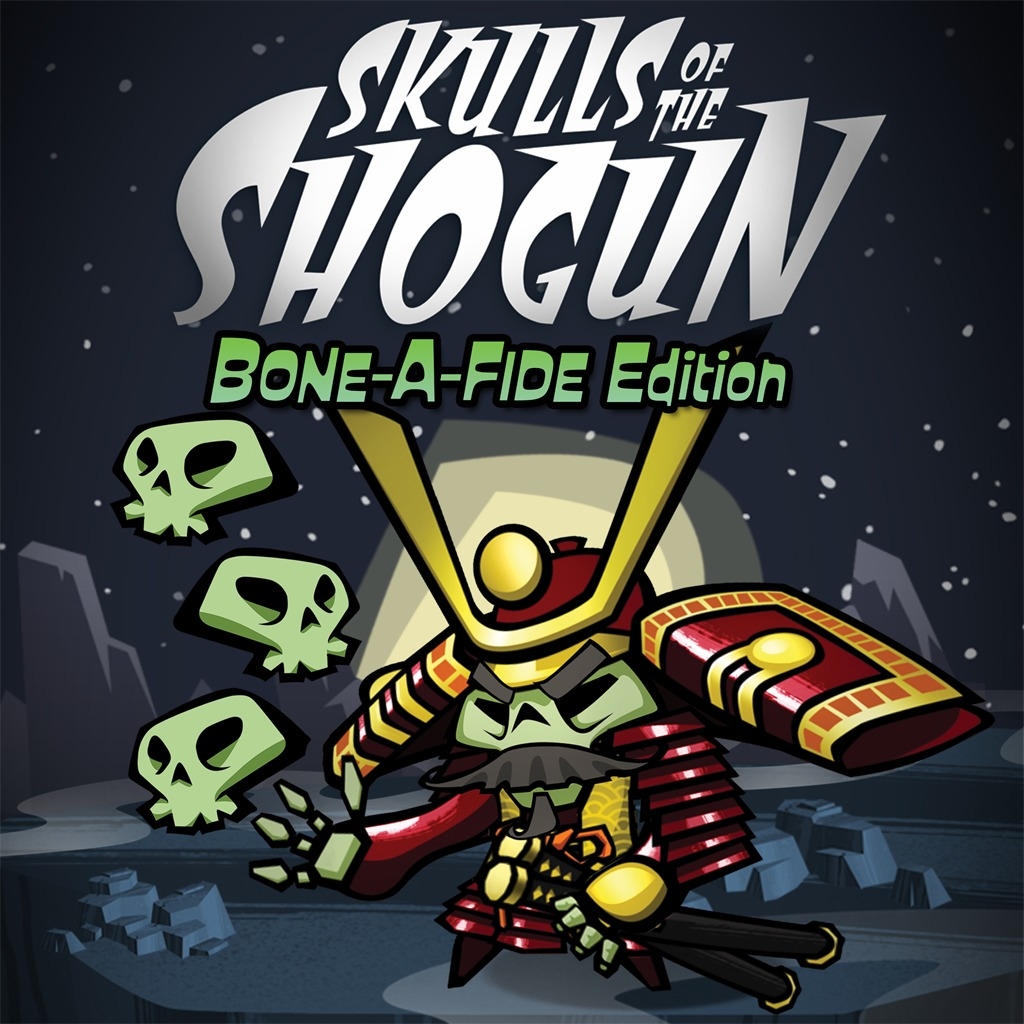 PS4 - Skulls of the Shogun Bone-a-Fide
