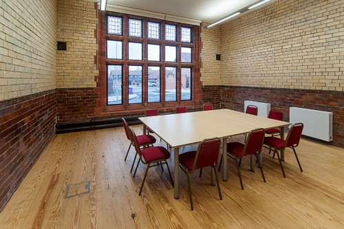Meeting Space | by The Florrie