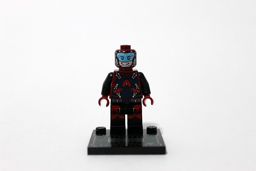 LEGO DC Comics Super Heroes SDCC 2016 Atom
