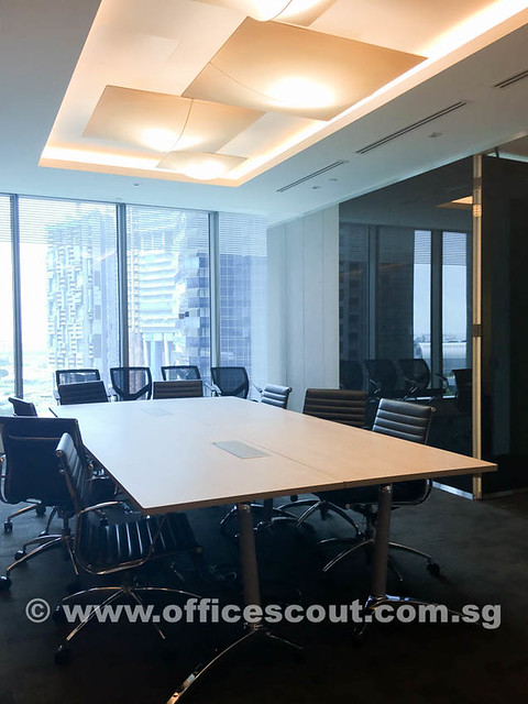 Singapore Office Space for Rent - One Raffles Quay