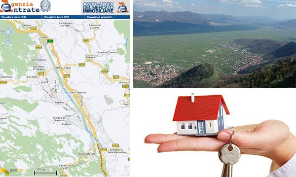Comprare casa nel vallo di diano invariati i costi al - Comprare casa al grezzo conviene ...