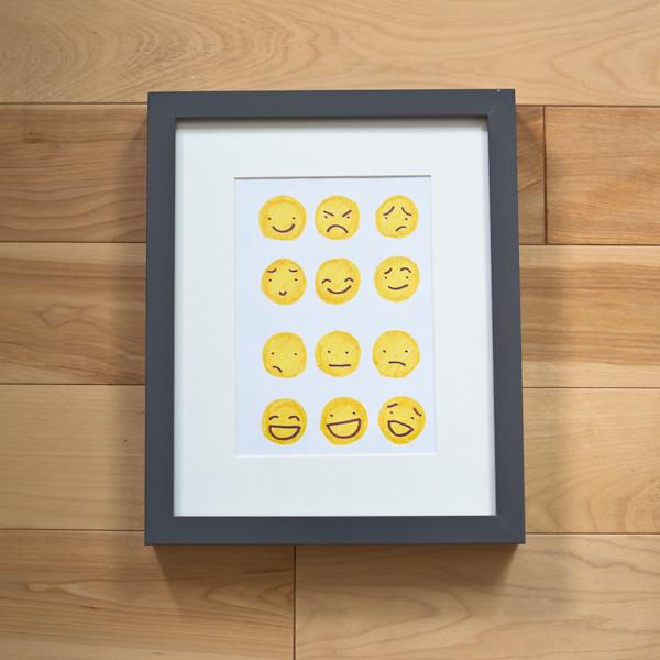 Expressions: framed