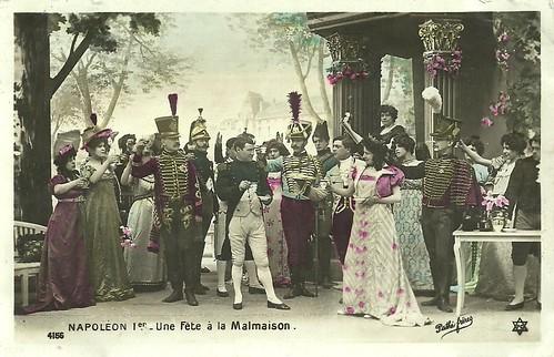 Napoléon I. Une fête à Malmaison