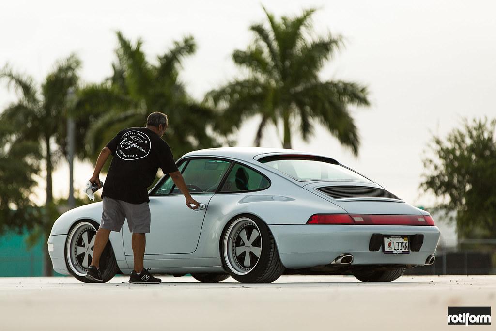 Porsche 993 Rotiform Fuc Flickr