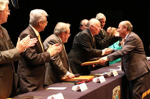 La UNAM otorga reconocimiento Autonomía Universitaria a la UASLP