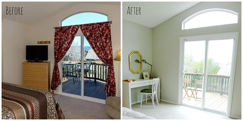 Master Bedroom Before and After | by meredithheard
