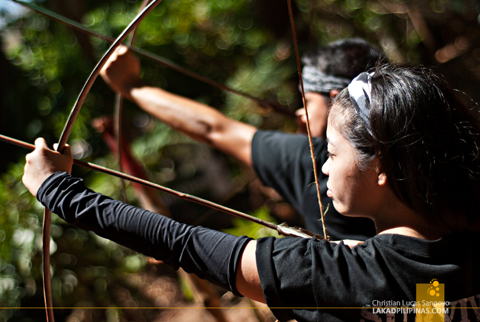 Hunger Games at Subic's JEST Camp