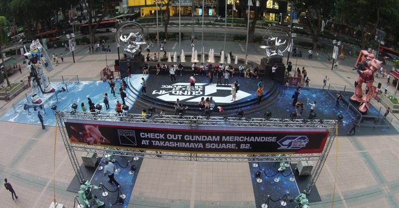 Gundam-SG-Civic Plaza full view-web