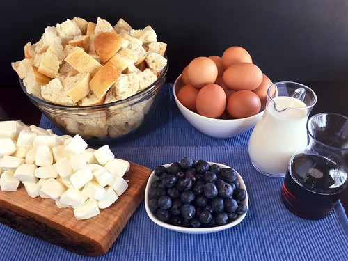 french toast ingredients