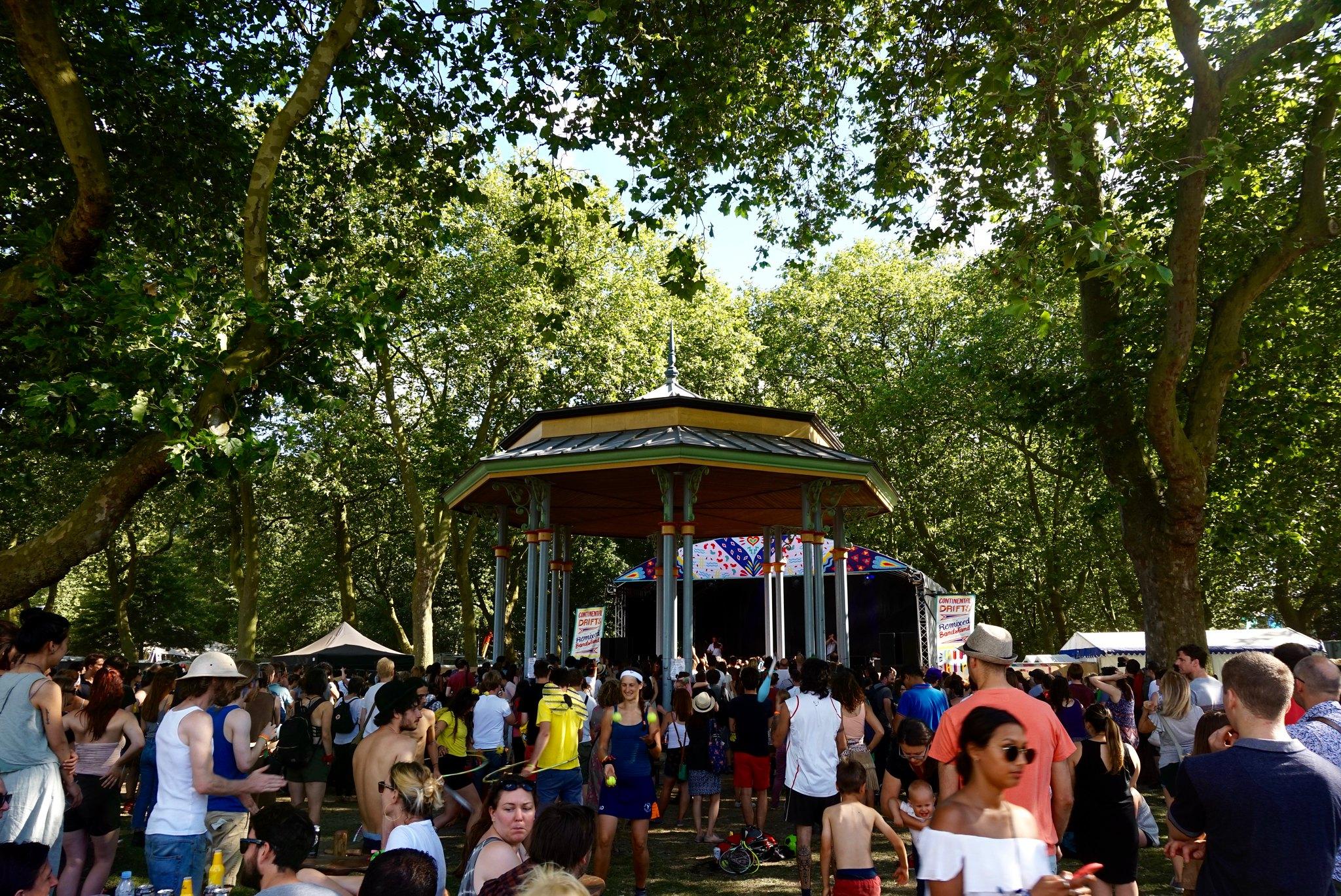 MCPR Citadel Festival London 14
