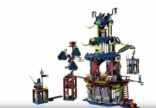 LEGO Ninjago City of Stiix 70732 B