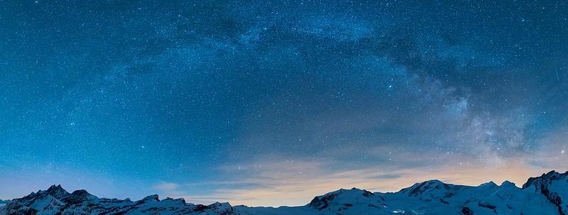 Milkyway - Zermatt