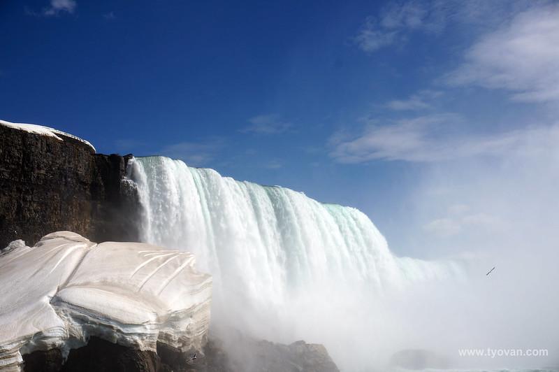 horseshoe falls, niagara.
