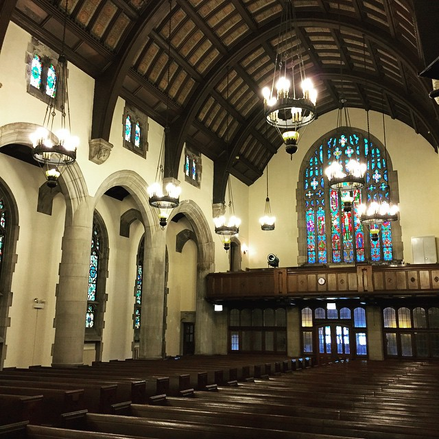 ... Centennial tours at Bryn Mawr Community Church #southshore #chicago |  by reallyboring