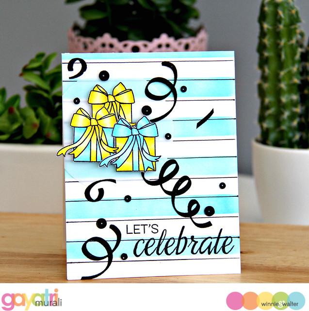 Stencil card