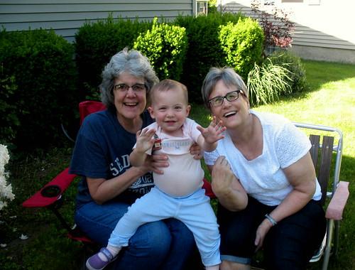 Carol. Lou. & Mary Jean