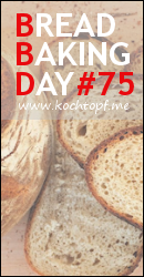 Bread Baking Day #75 - Last day of submission July 1st, 2015