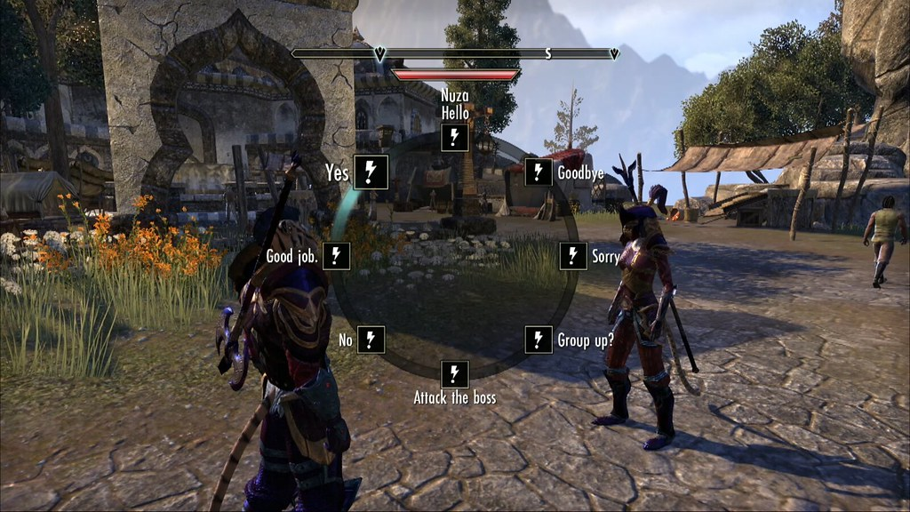 The Elder Scrolls Online: Tamriel Unlimited PS4 Review
