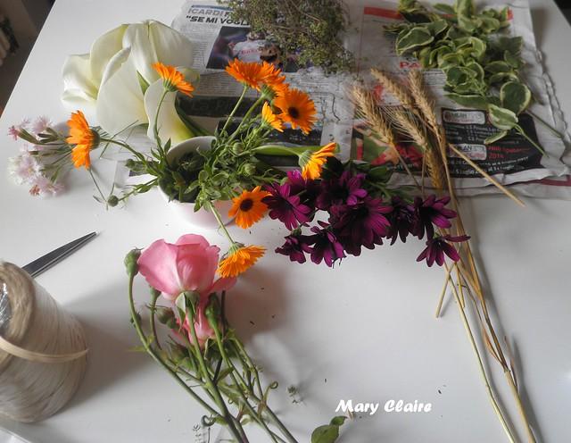 fiori in sacchetto x prima comunione4