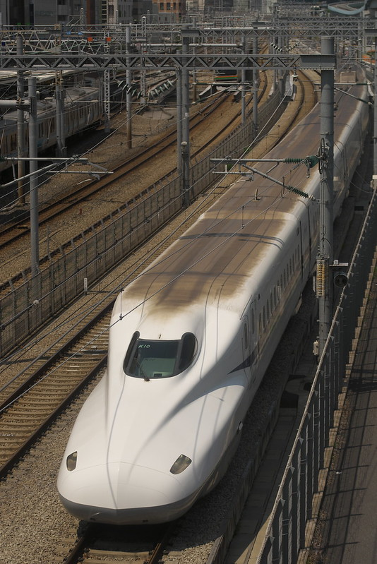 Tokyo Train Story 東海道新幹線 2015年5月30日
