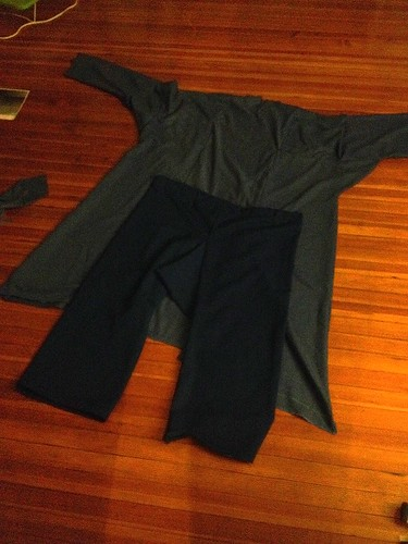 Tunic and pants