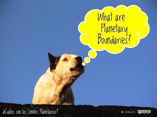What are Planetary Boundaries? = ¿Cuáles son los Límites Planetarios? #roofdog