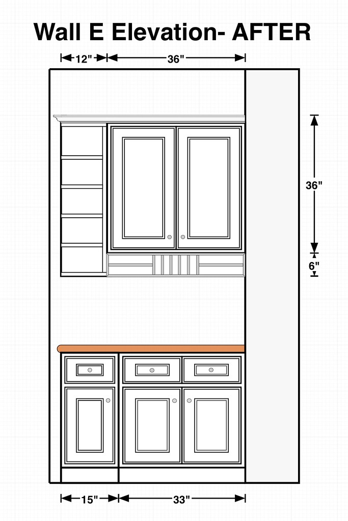 Design Drawing Before And After Views Of The Entryway Cub Flickr