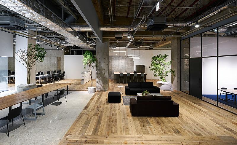 Reforma de espacios: Oficinas de AKQA